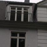 Balkon na Mazurach