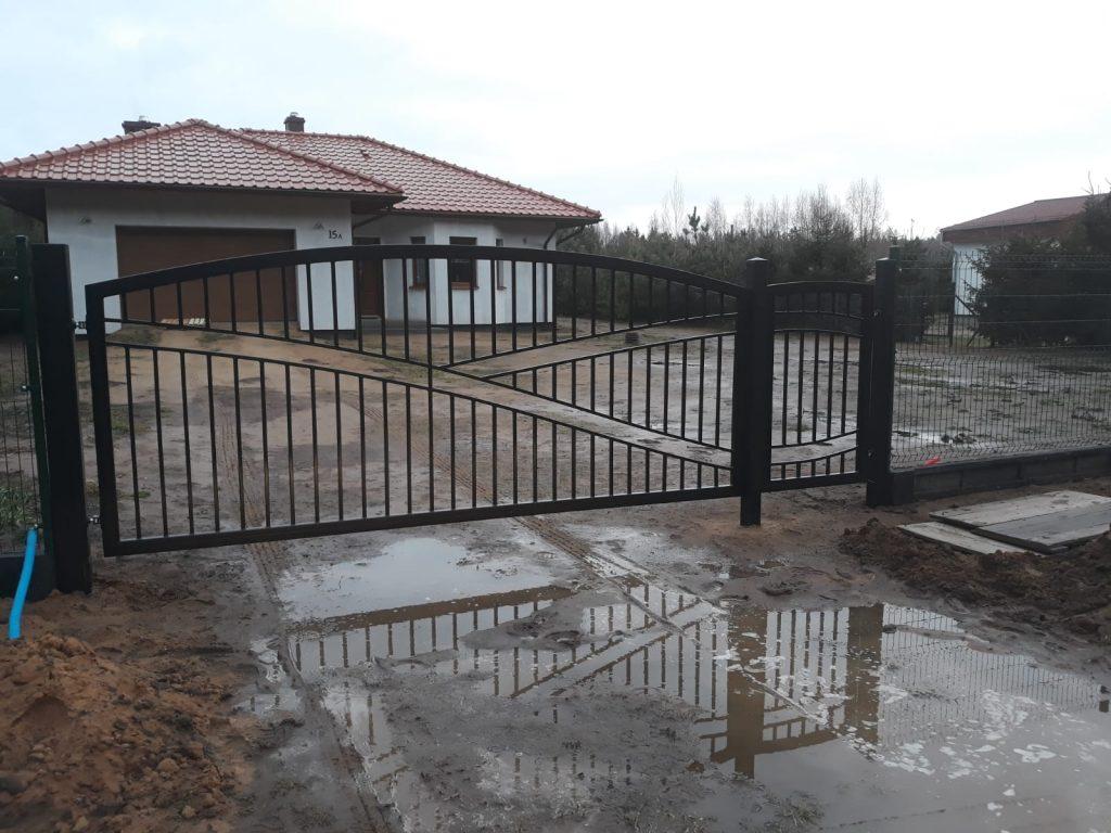 brama w giżycku