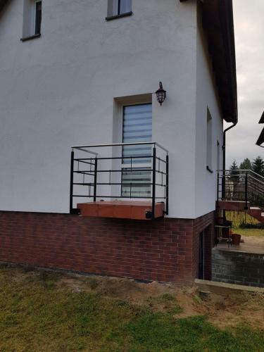 Balkon na Mazuarach