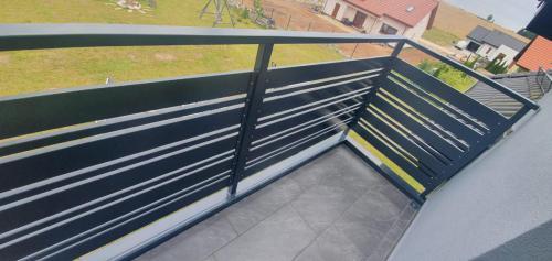 Balustrada balkonowa Giżycko