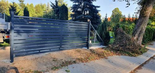 Brama z napędem powiat giżycki