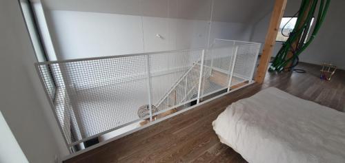 Ełk balustrady na schodach