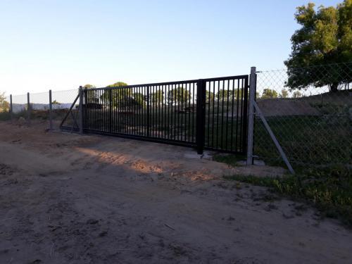 Brama metalowa Mazury
