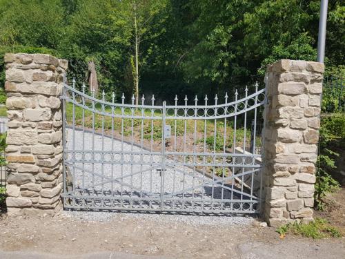 Brama na Mazurach