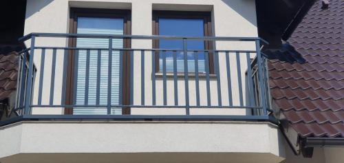 Balkony powiat giżycki