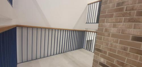 Poręcze i barierki na schody Giżycko.