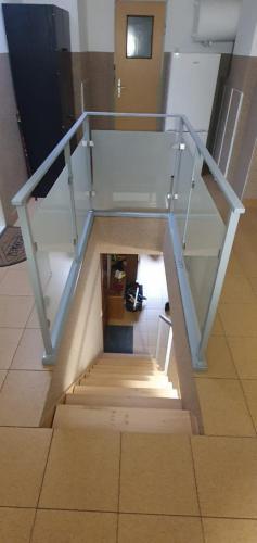 Berierki schodowe Węgorzewo
