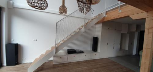 schody drewniane ełk mazury